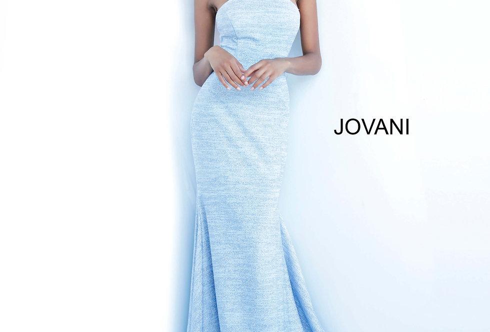 Jovani Long Halter Dress 1139