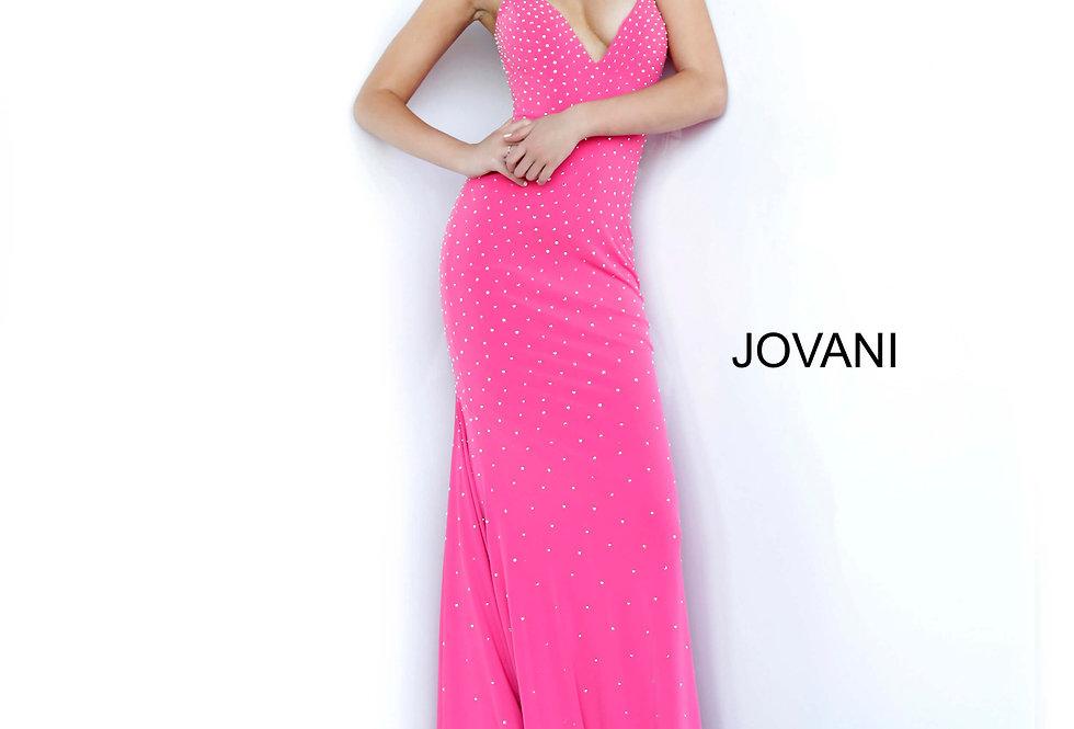 Jovani Corset Sparkle Dress 00625