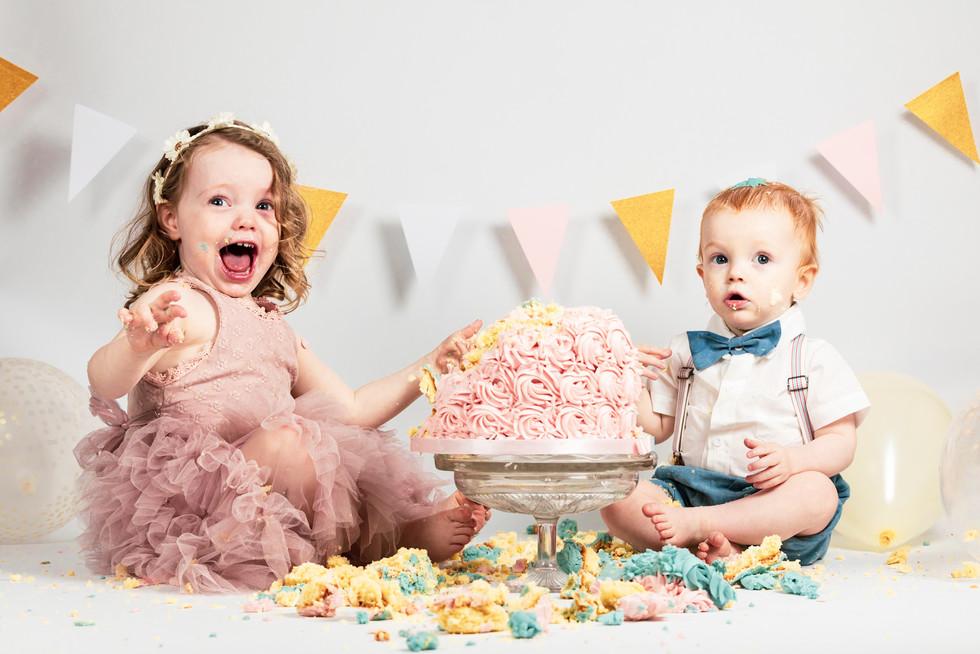 Dexter's Cake Smash