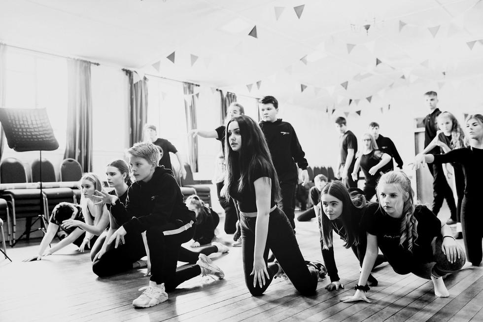 LMYT - Cats Rehearsal