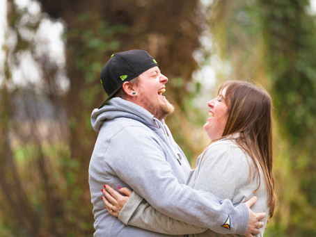 Vicky and Dale's Engagement Shoot
