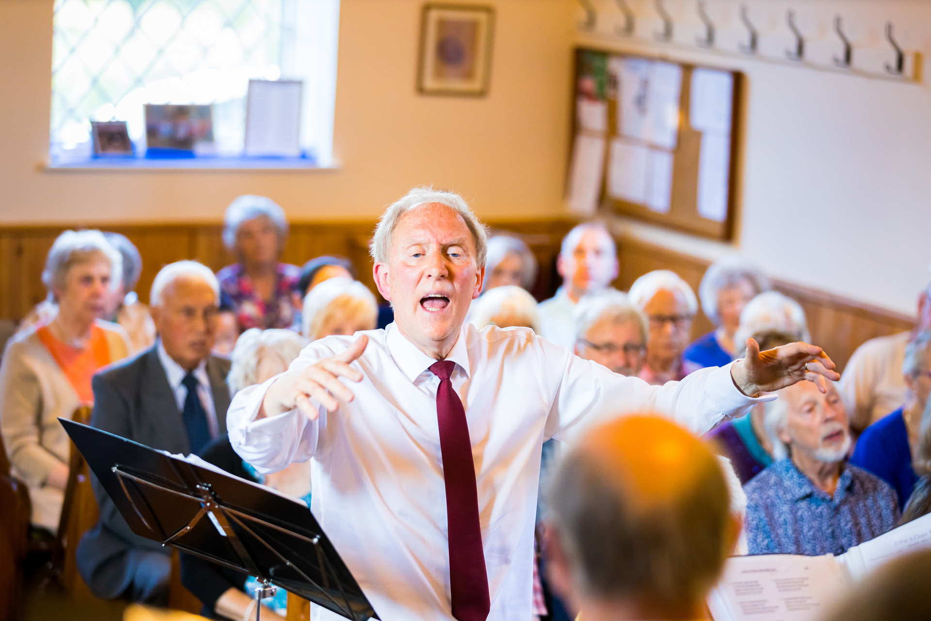 Choir Photography - George Cutts