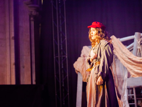 Les Mis at Lichfield Cathedral
