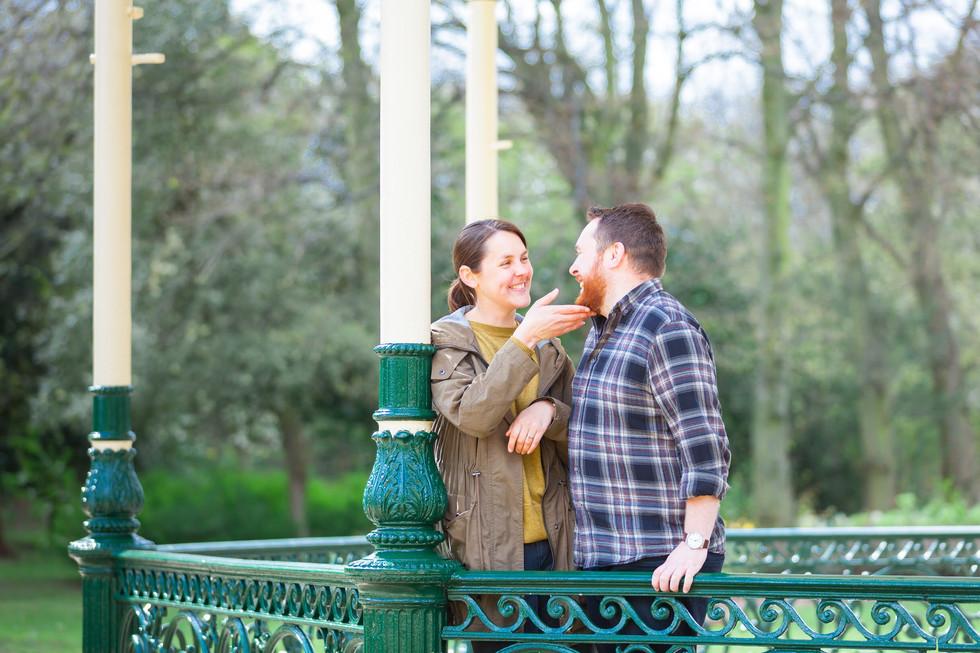 Em and JK's Engagement Shoot