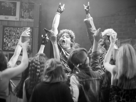 Rock of Ages! LGYT!