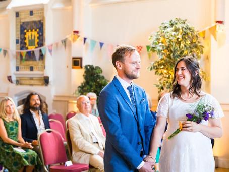 Ellie and Mark's Wedding