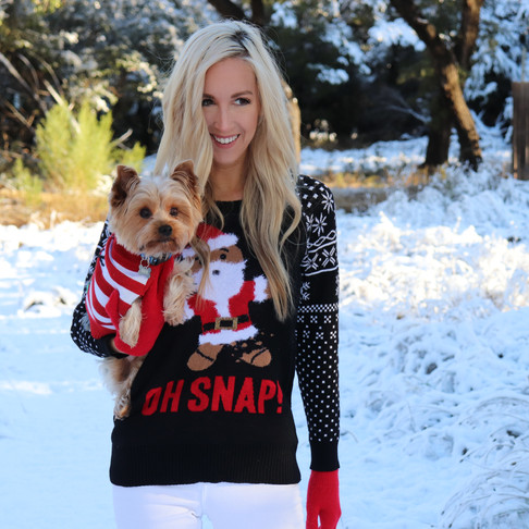 The Cutest Christmas Themed Clothing on the Web