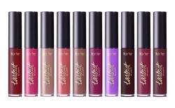 Liquid Matte Lipstick # 1: Tarte