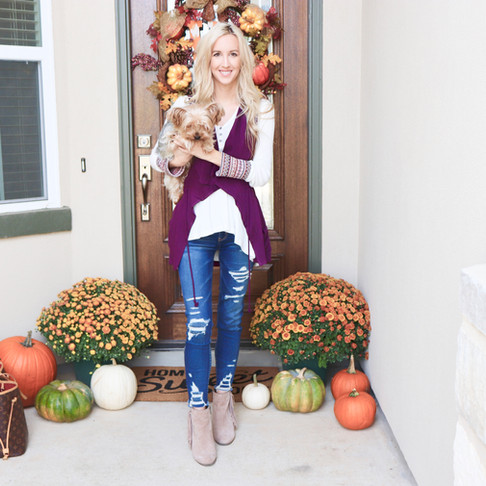 5 Thanksgiving Outfit Ideas 2017