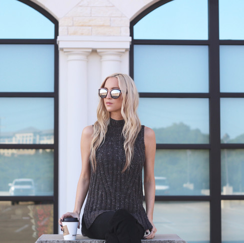 Sleeveless Cable Knit: Take Two