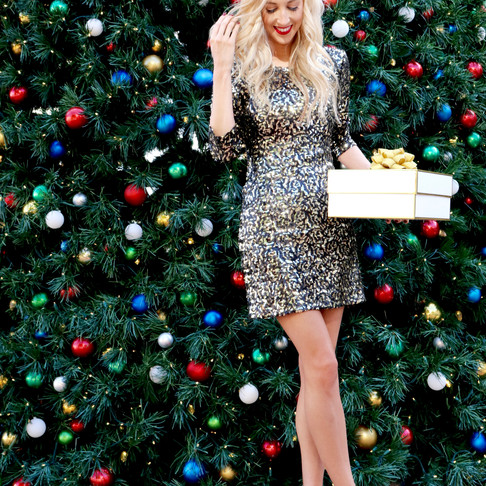 A Roundup of the Cutest Holiday Party Outfits 2017