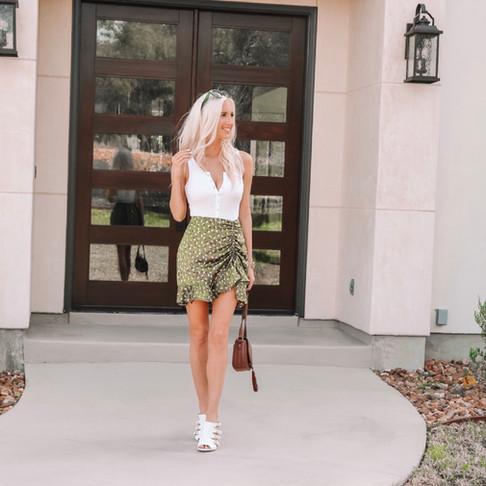 March Mini Skirt Madness