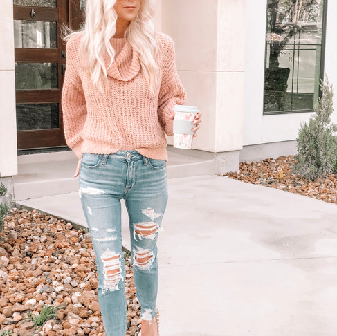 Look of the Day: Cozy Casual