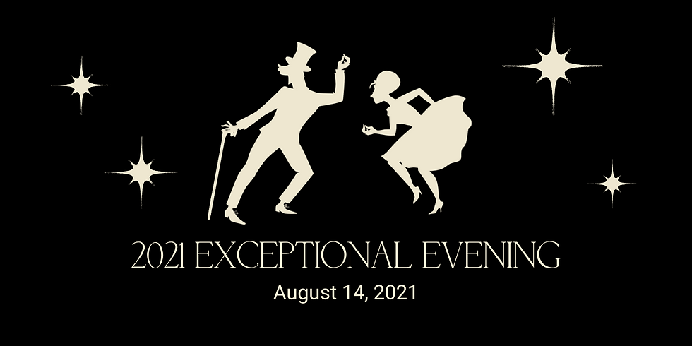 2021 Exceptional Evening