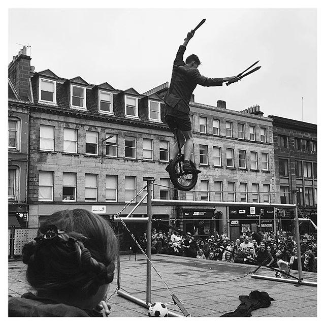 Fringe, Edinburgh Festival