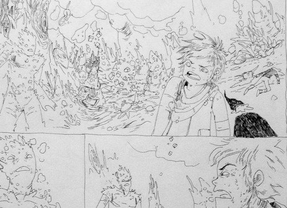 Página original de Labirinto