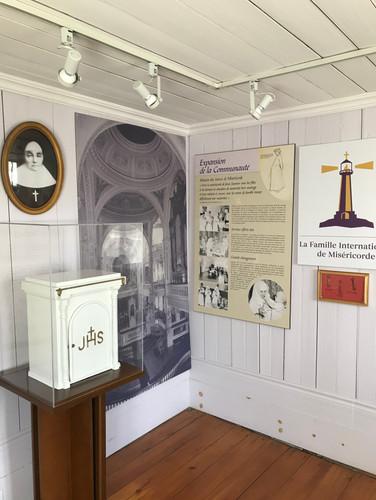 Exposition permanente Maison Rosalie-Cadron