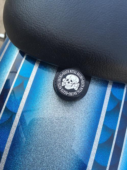 DEATH METAL SKULL SEAT SCREW