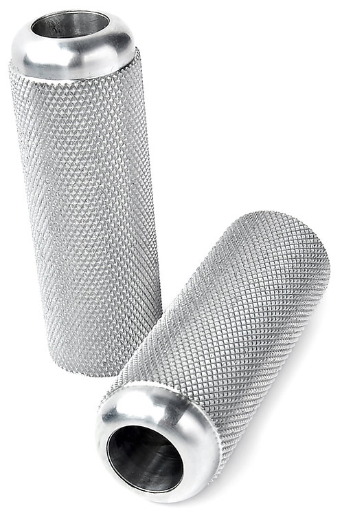 Hollow Point Knurled Toe Pegs