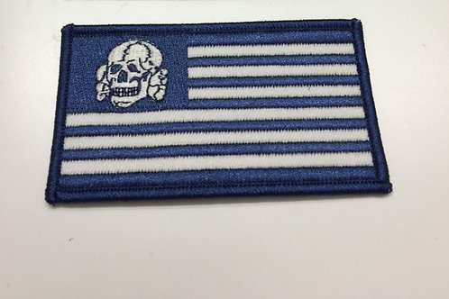 DEATH METAL RACING PATCHES