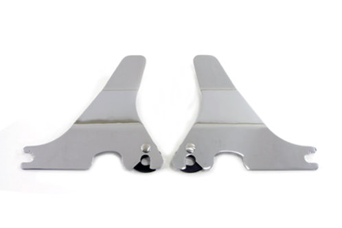 FXR QUICK DETACH SISSY BAR SIDE PLATES