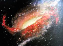 Galaxie spirale M106