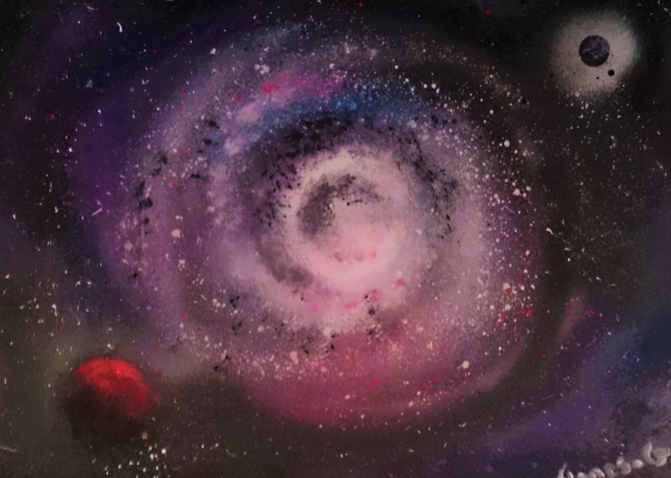 Coeur de galaxie