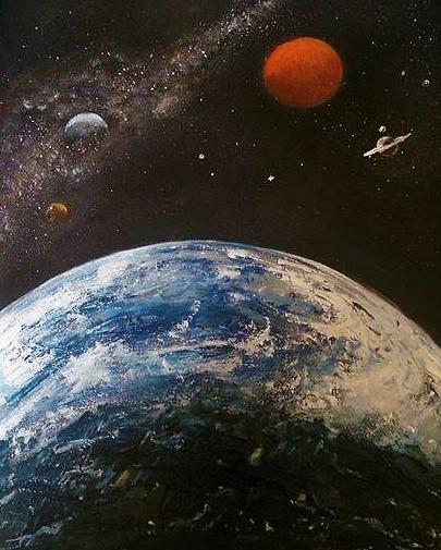 La Terre vue d'en haut