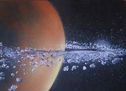 Dans les anneaux de Saturne II