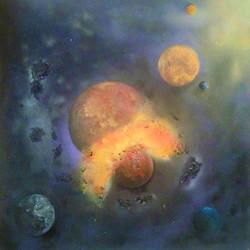 Théia ou la naissance de la Lune