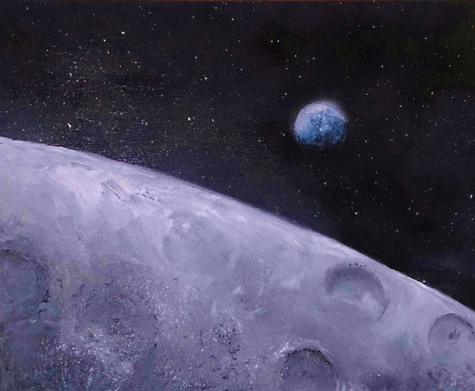 Au clair de la Terre