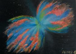 Nébuleuse du papillon
