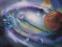 Valse des planètes