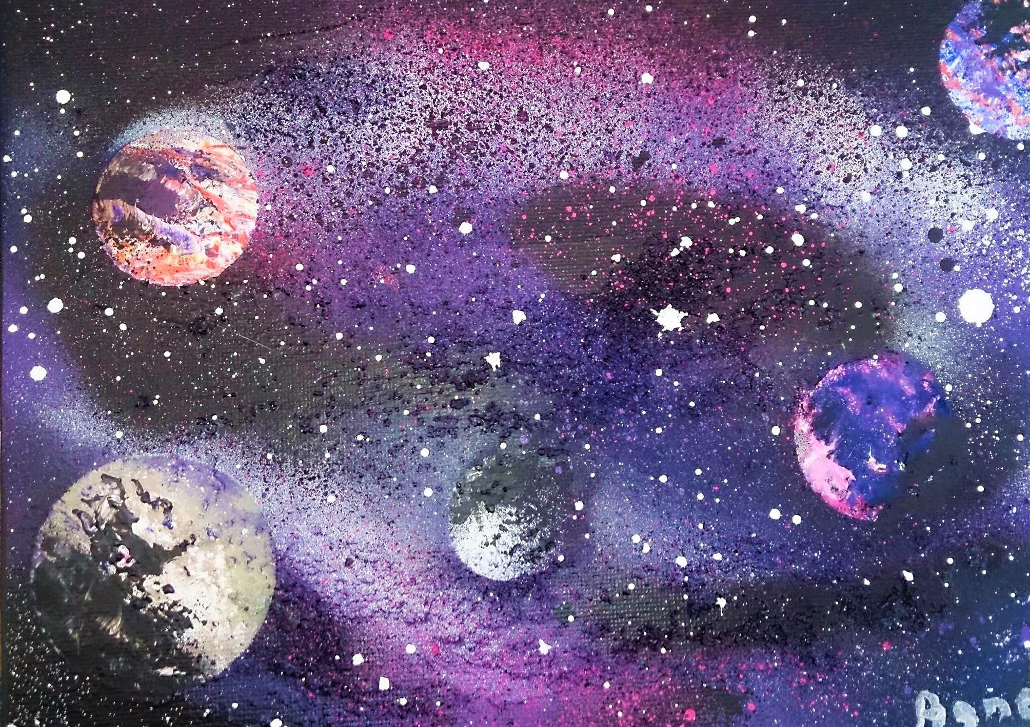 Mini valse des planètes