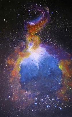 Nébuleuse d'Orion II