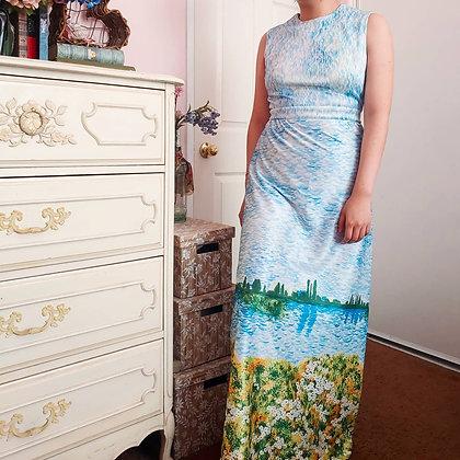 60s Monet Dress, S/M