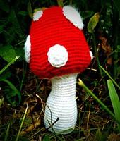 Mushroom Amigurumi