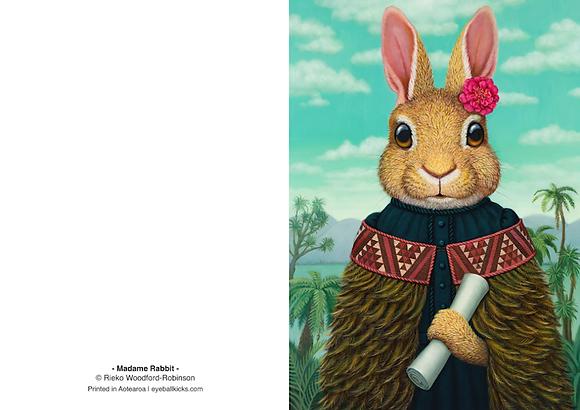 Madame Rabbit