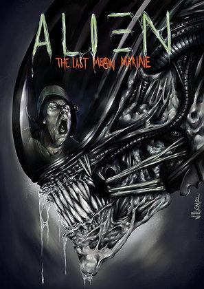 Alien - The Last Mean Marine