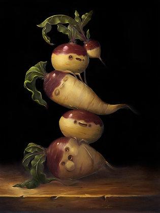 While we were Turnips