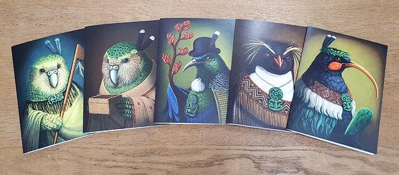 Aotearoa Card Set
