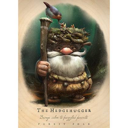 The Hedgehugger