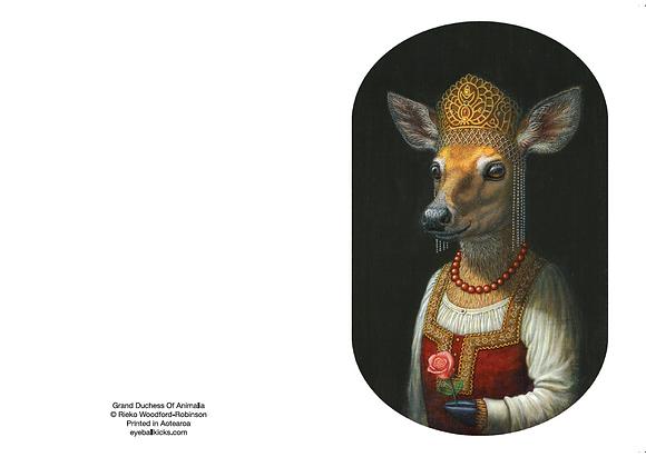 Grand Duchess Of Animalia