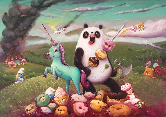 Pony & Panda