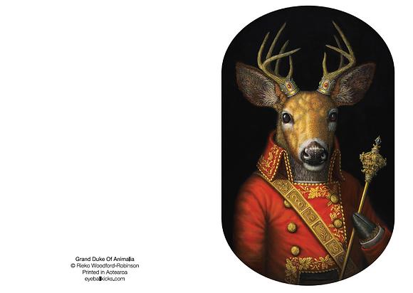 Grand Duke Of Animalia