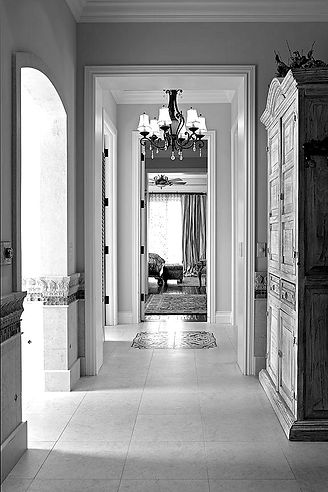 ADA Universal Design Corridor