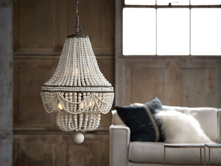 Regina Andrew Beaded Lighting Collection