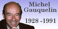 Michel Gauquelin's Biography