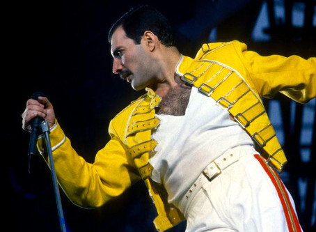 Freddie Mercury's Astrology