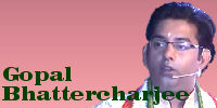 Click to see Gopal Bhattercharjee's biography